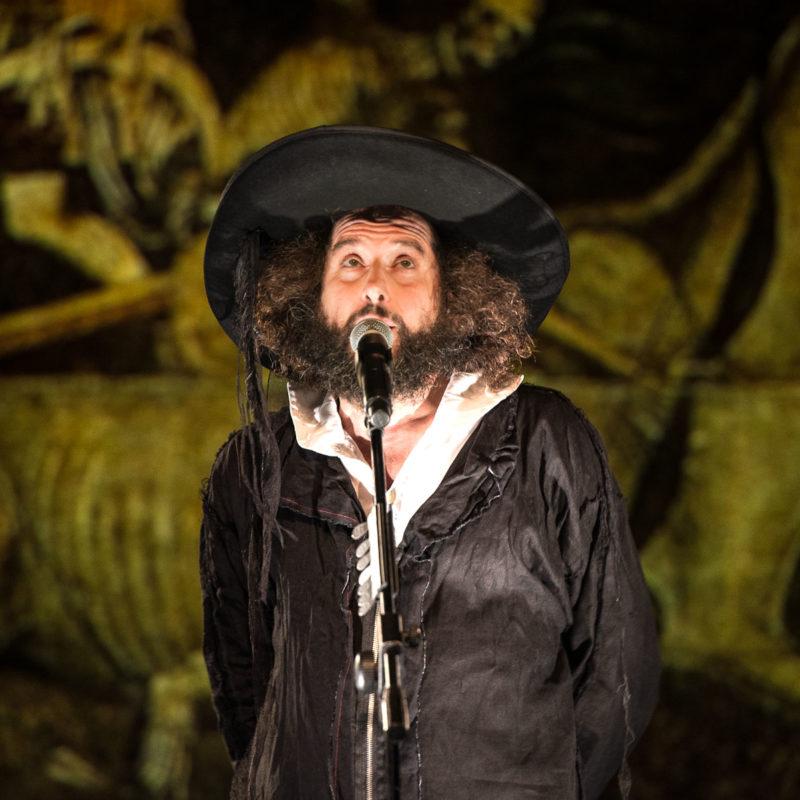 Vinicio Capossela Ballate per uomini e bestie@Teatro Massimo Palermo 02 dic 2019 Azzurra De Luca 12