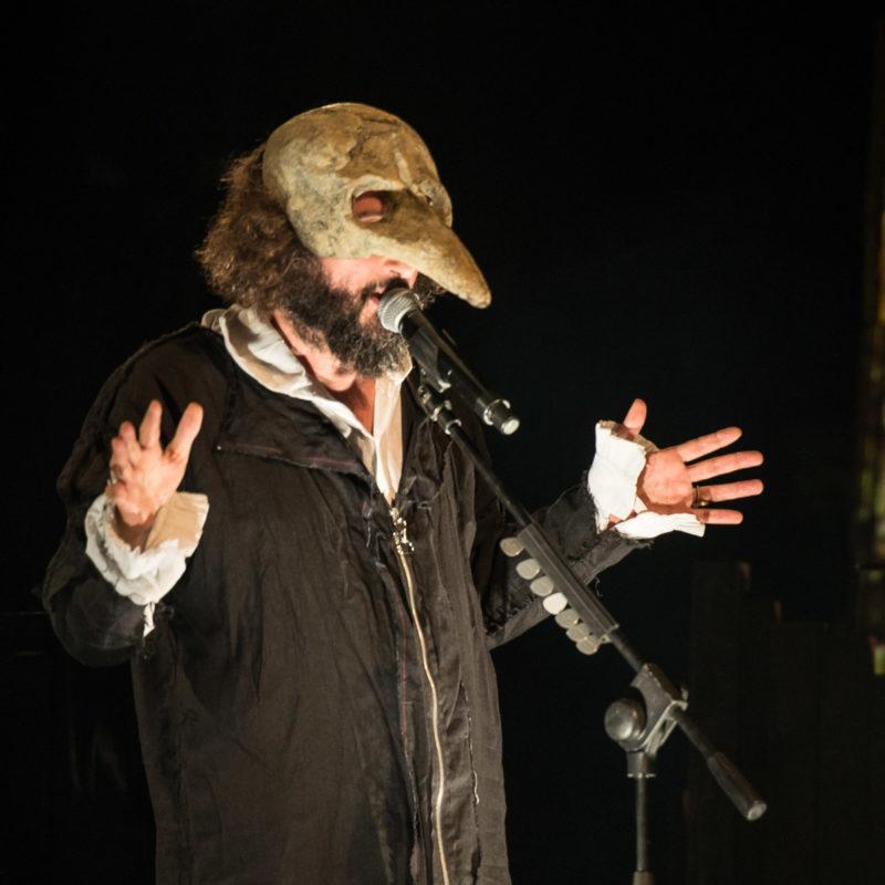 Vinicio Capossela Ballate per uomini e bestie@Teatro Massimo Palermo 02 dic 2019 Azzurra De Luca 13