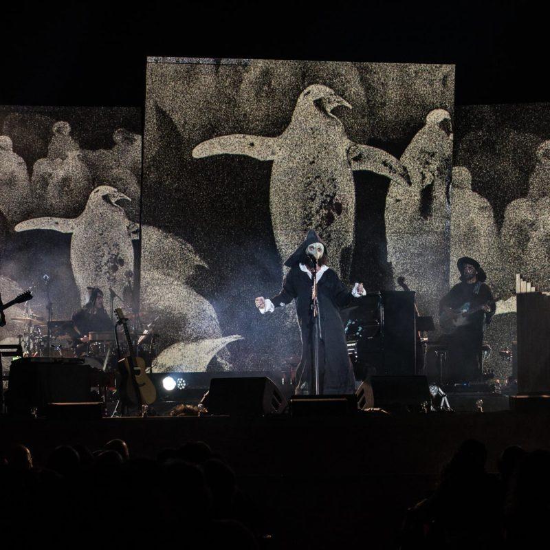 Vinicio Capossela Ballate per uomini e bestie@Teatro Massimo Palermo 02 dic 2019 Azzurra De Luca 15