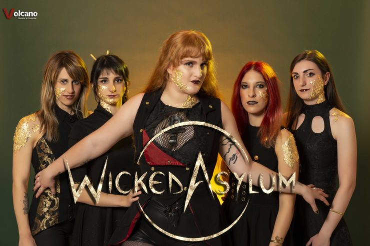 Wicked Asylum Volcano Records 3