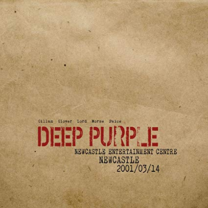 deep purple newcastle