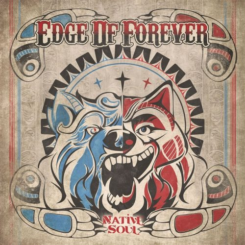 edge of forever CD