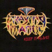praying mantis live CD