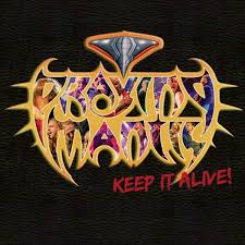 praying mantis live CD