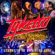 tyketto live 19 CD