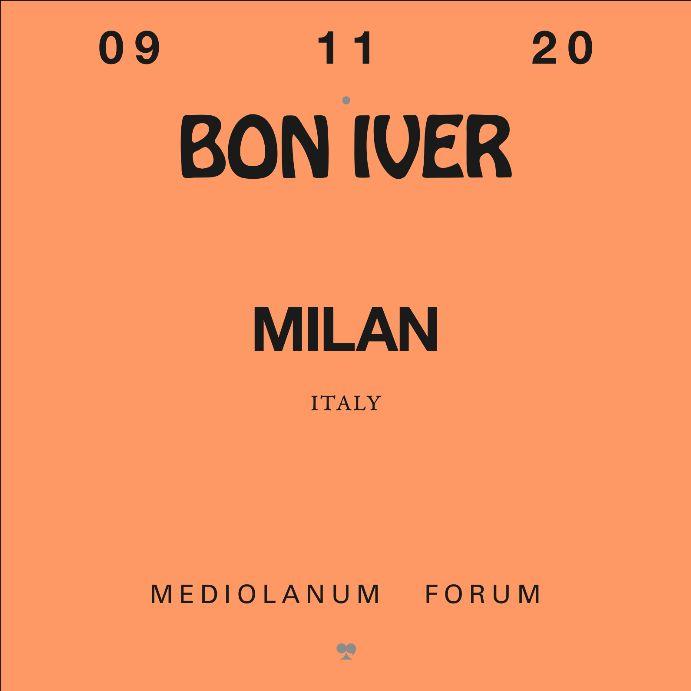 Bon Iver 1