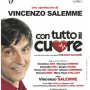 Con tutto il cuore Vincenzo Salemme locandina