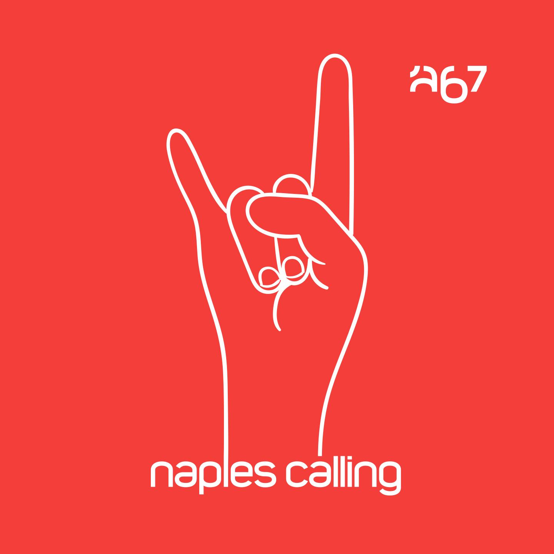 Copertina Naples Calling