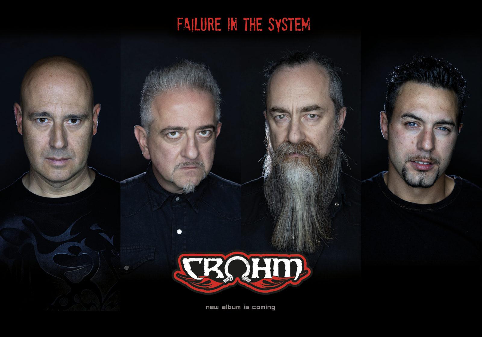 Crohm band promo FitS