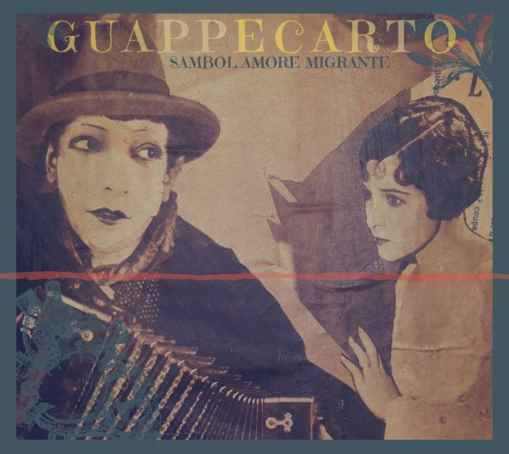 GUAPPECARTO SAMBOL COVER CD