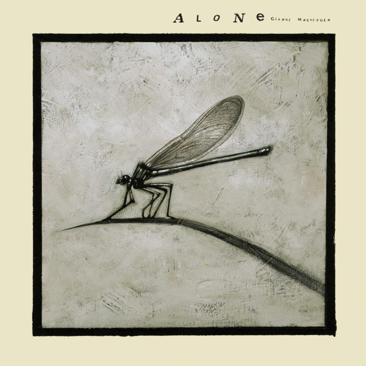 Gianni Maroccolo – Alone Vol III – Cover