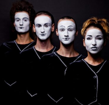 Gran Gala du Cirque Il Quartetto Dekru Ucraina
