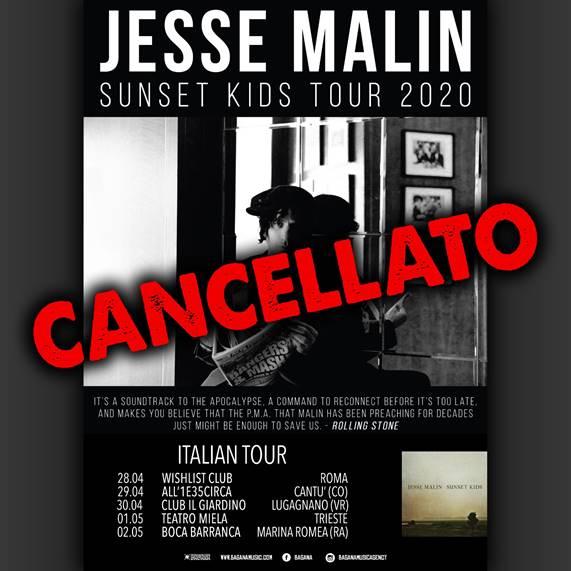 Jesse Malin 1