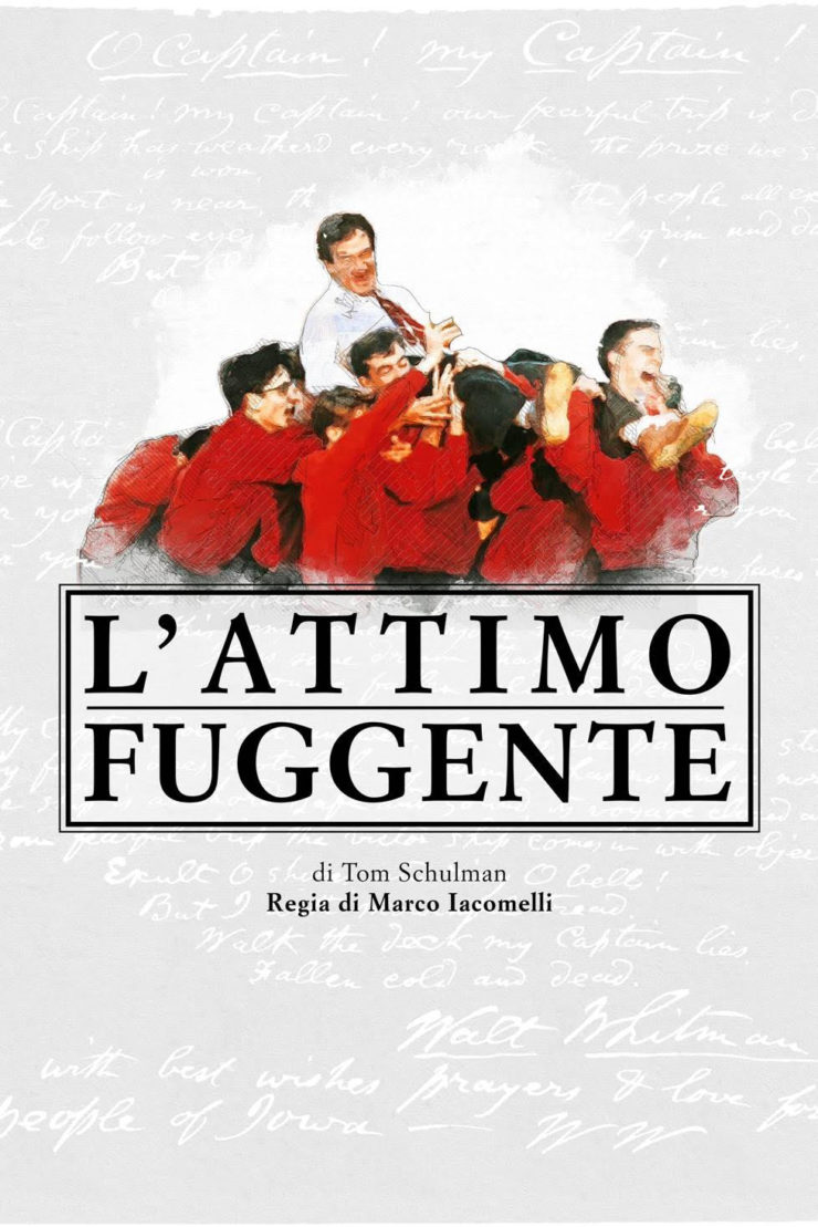 Lattimo fuggente Ettore Bassi locandina