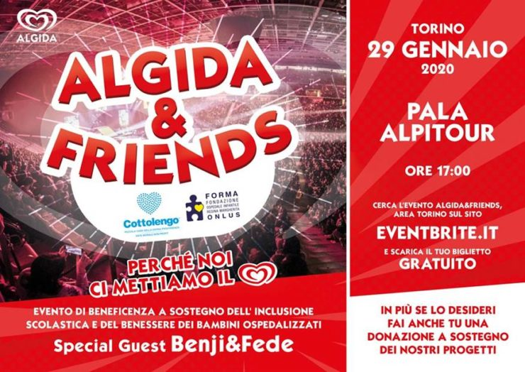 algida e friends