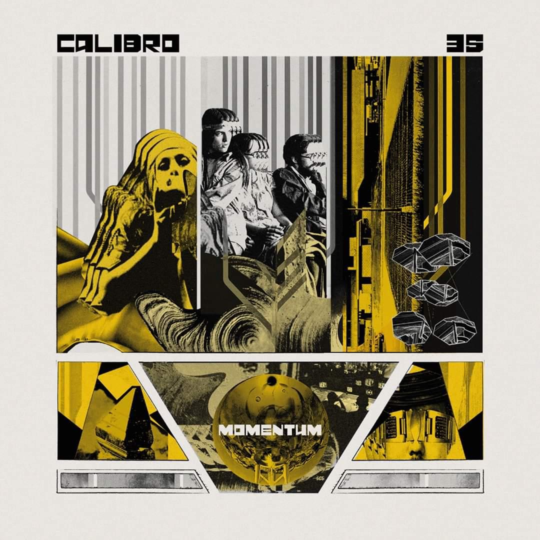 calibro 35 momentum cover