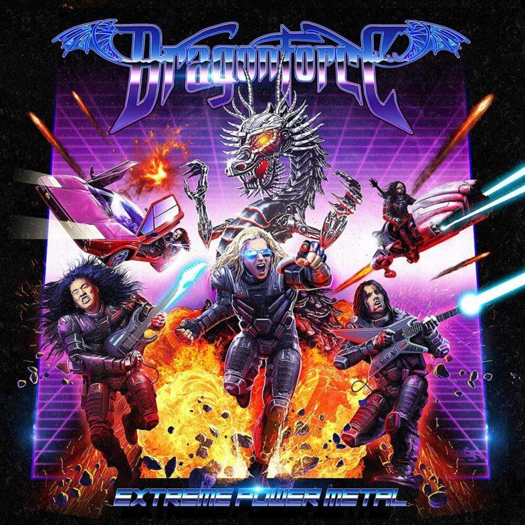 dragonforce CD