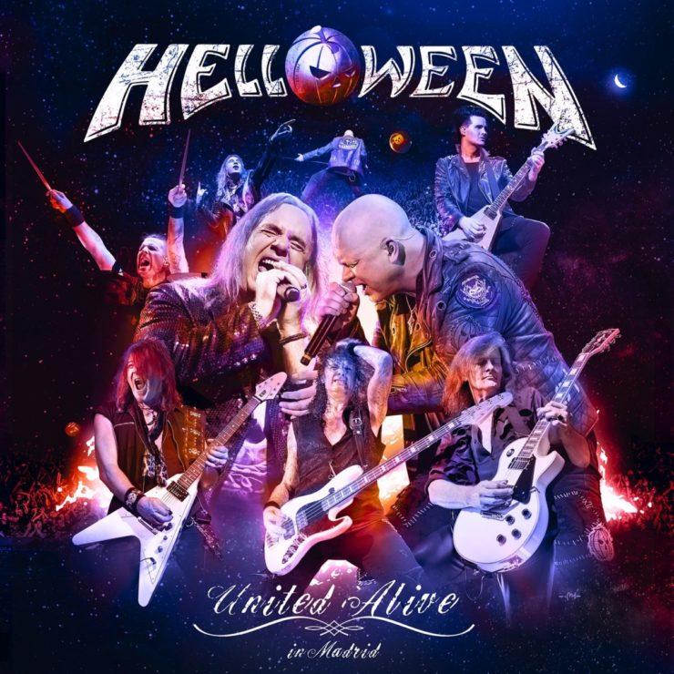 helloween live CD