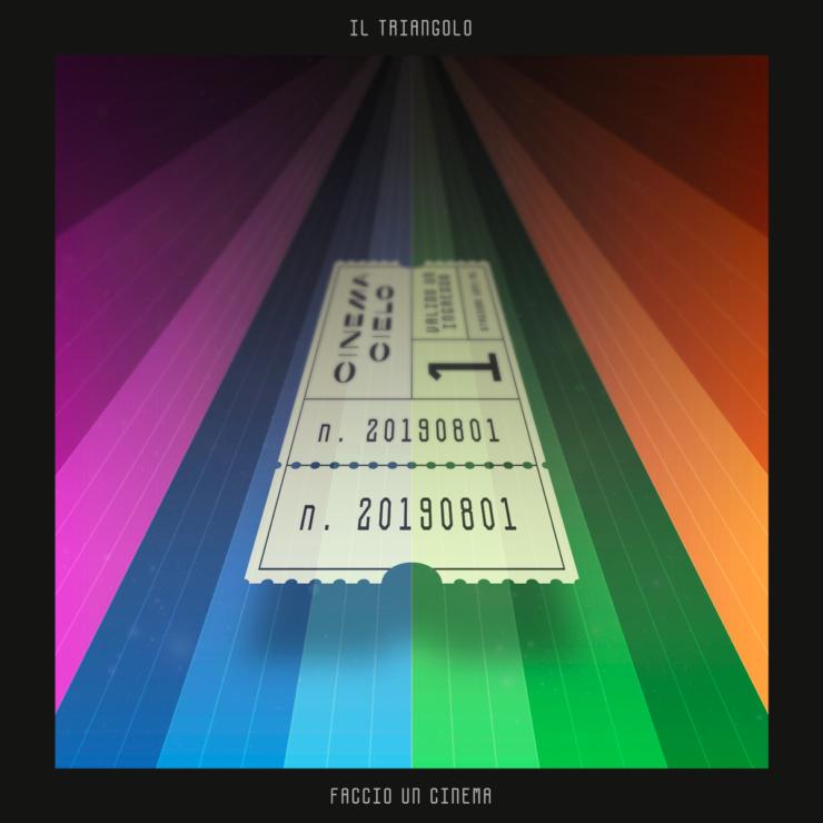 il triangolo cover album