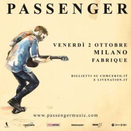 passenger 2020 flyer