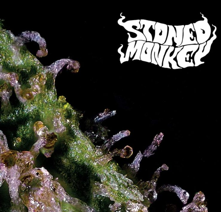 stoned monkey cover