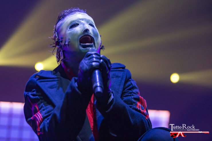 AlexPanozzo Slipknot WeAreNotYourKindTour2020 Assago Forum110220 01