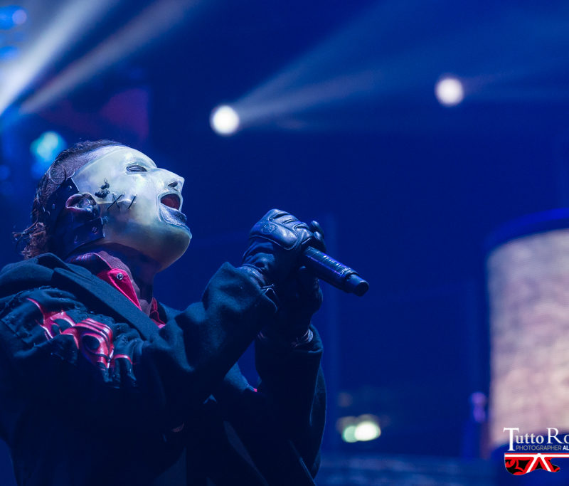AlexPanozzo Slipknot WeAreNotYourKindTour2020 Assago Forum110220 10