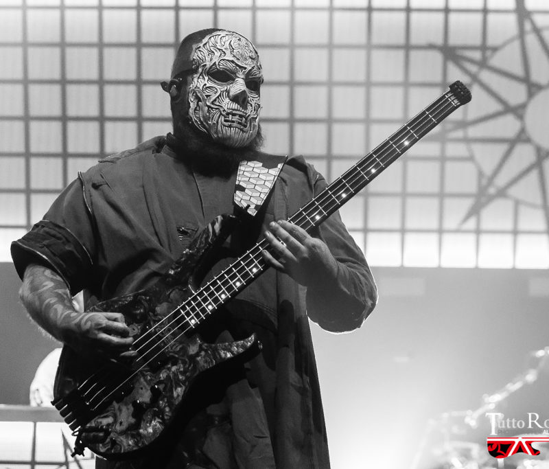 AlexPanozzo Slipknot WeAreNotYourKindTour2020 Assago Forum110220 14