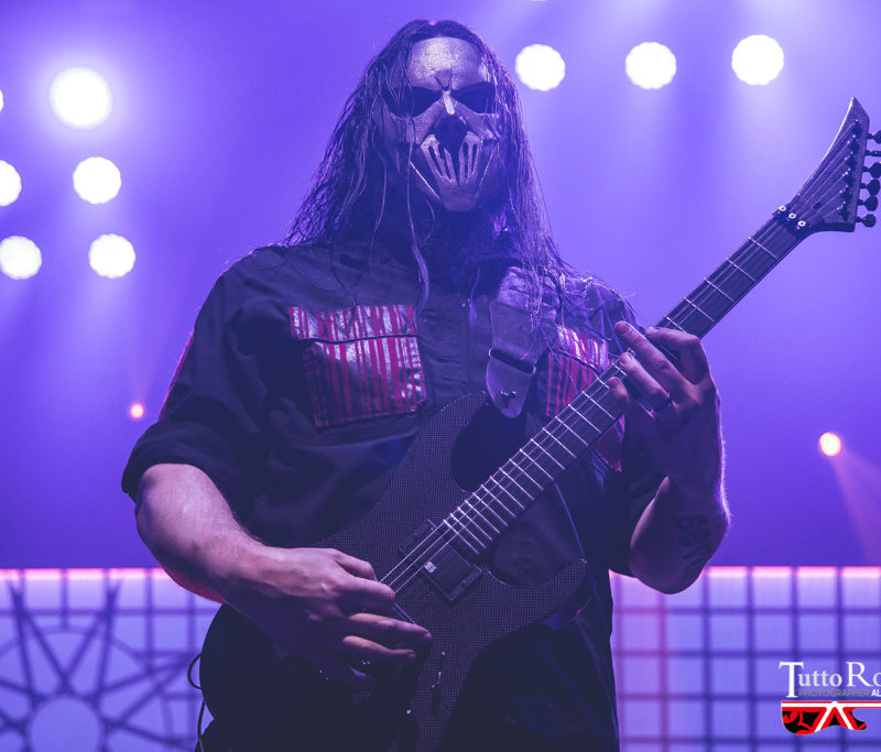 AlexPanozzo Slipknot WeAreNotYourKindTour2020 Assago Forum110220 18