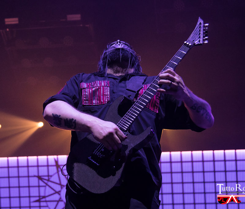 AlexPanozzo Slipknot WeAreNotYourKindTour2020 Assago Forum110220 19