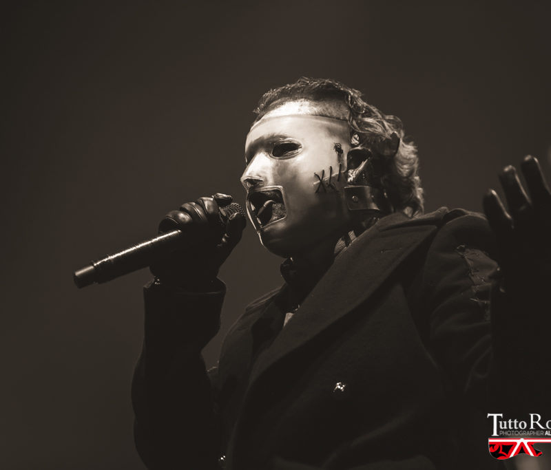 AlexPanozzo Slipknot WeAreNotYourKindTour2020 Assago Forum110220 21