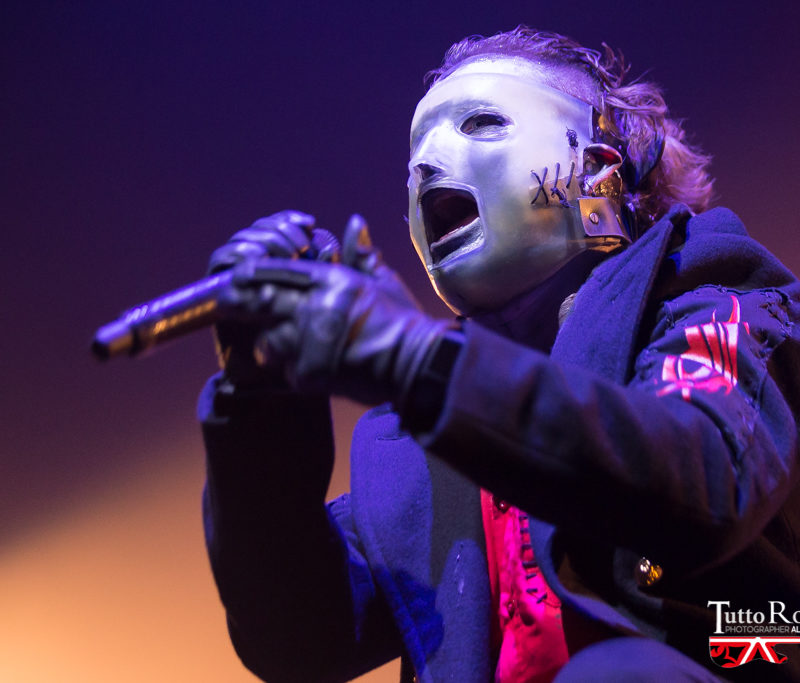 AlexPanozzo Slipknot WeAreNotYourKindTour2020 Assago Forum110220 22