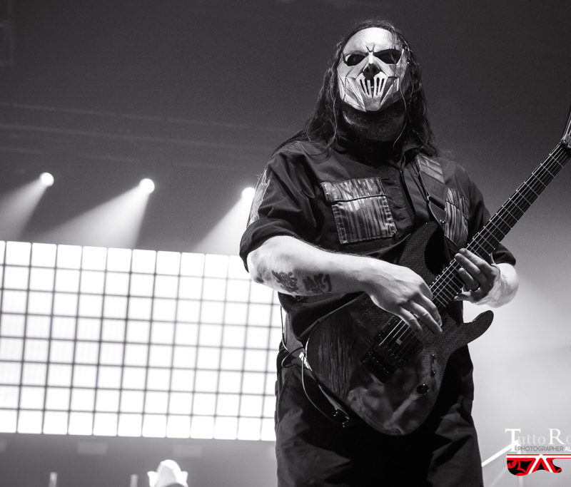 AlexPanozzo Slipknot WeAreNotYourKindTour2020 Assago Forum110220 23