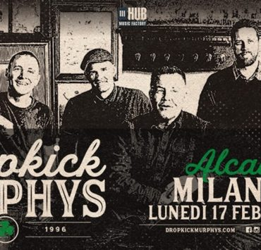 Dropkick Murphys Milano 2020