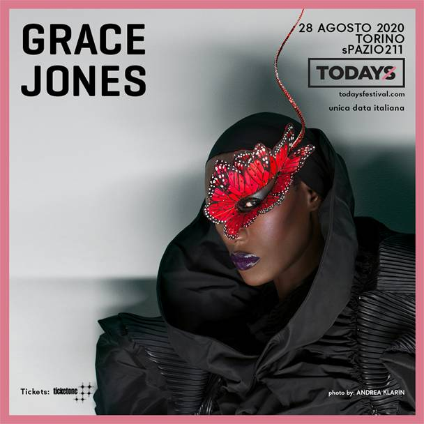Grace Jones 1