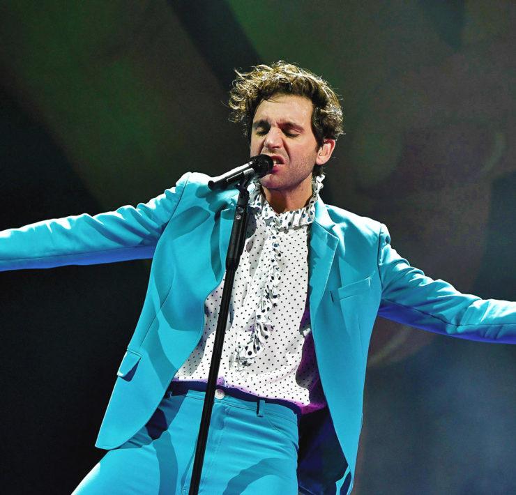 Mika Revelation Tour Napoli 2020 01