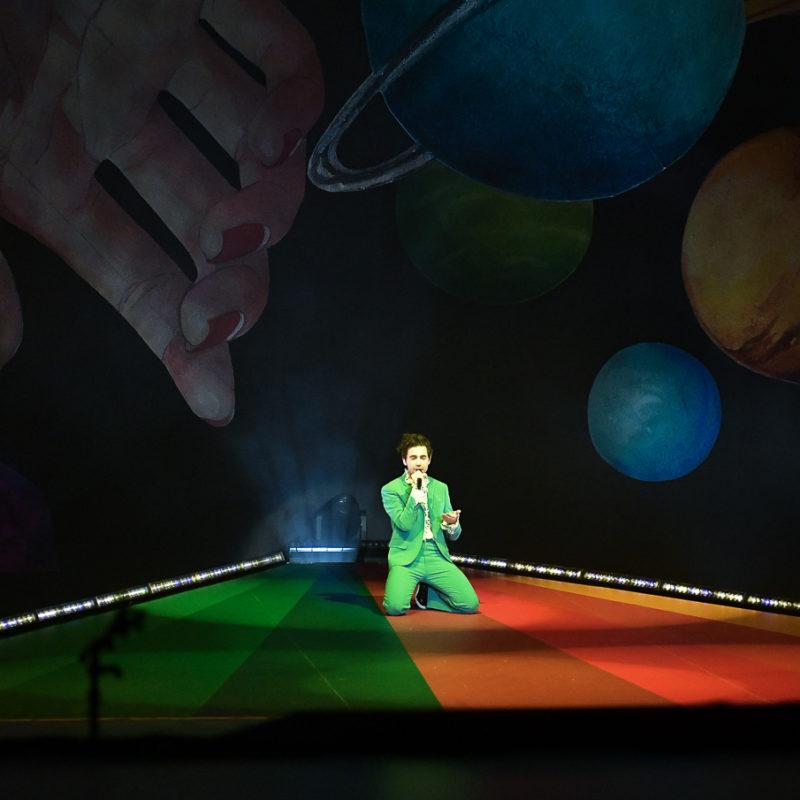 Mika Revelation Tour Napoli 2020 03