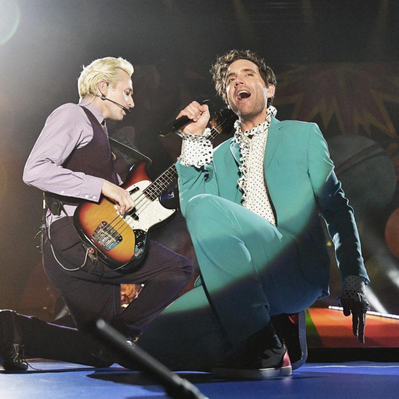 Mika Revelation Tour Napoli 2020 04