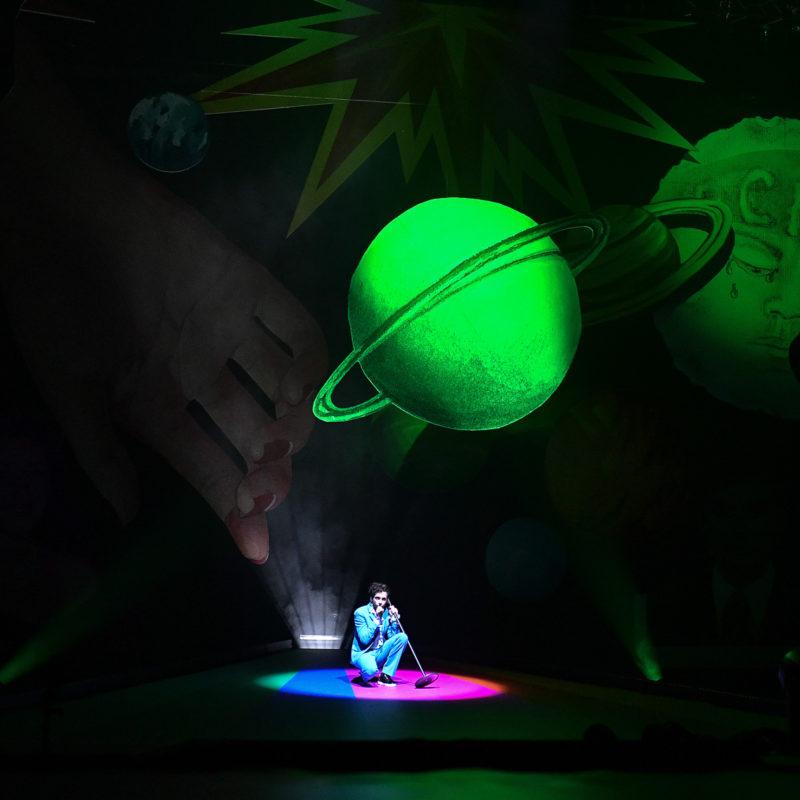 Mika Revelation Tour Napoli 2020 06