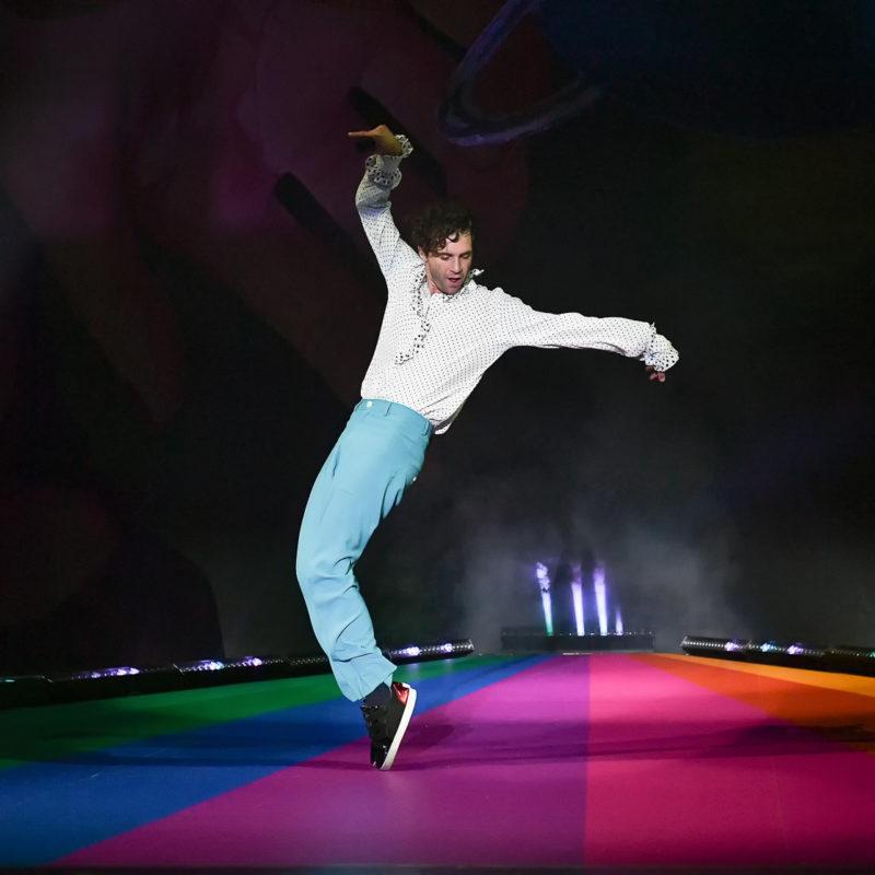 Mika Revelation Tour Napoli 2020 13