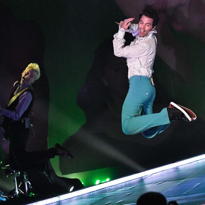 Mika Revelation Tour Napoli 2020 18