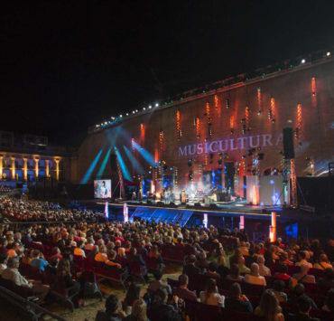 Musicultura Arena Sferisterio Macerata