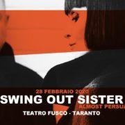 SWINGOUTSISTER TARANTO 28022020