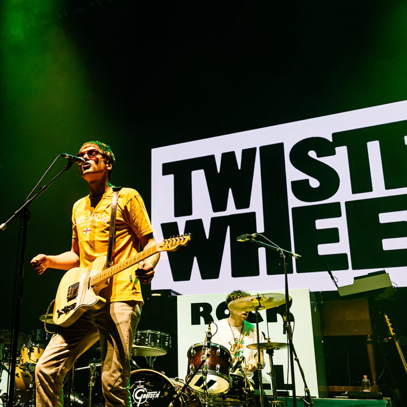 Twisted Wheel Liam Gallagher support why me why not milano 2020 05