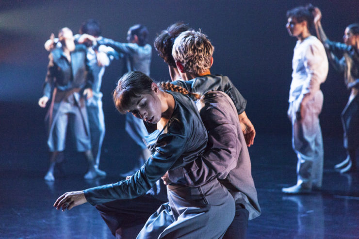 Vivaldiana Spellbound Contemporary Ballet