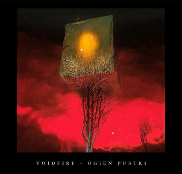 Voidfire Ogień Pustki okładka