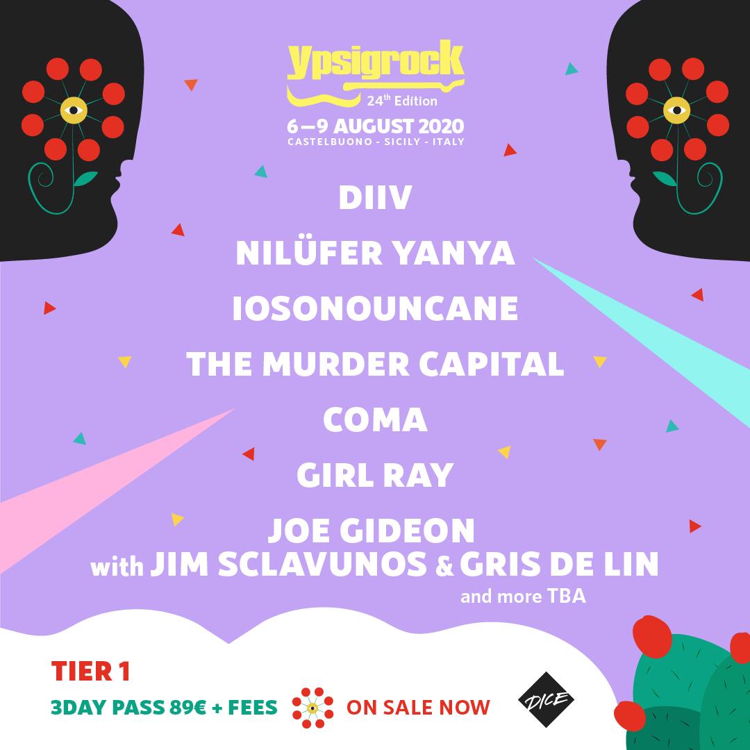 Ypsigrock Festival 2