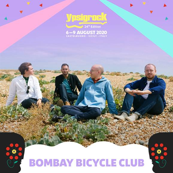 bombay bicycle club ypsigrock 2020