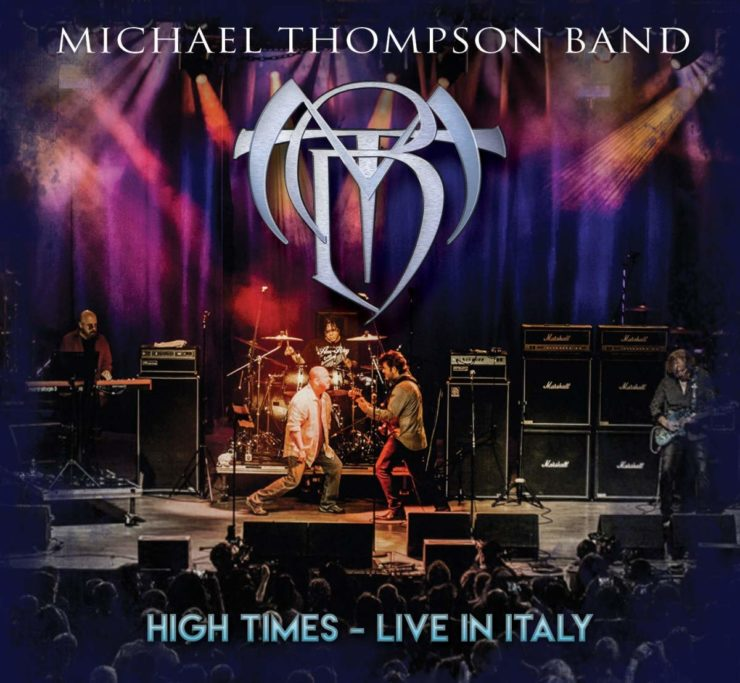 michael thompson live CD