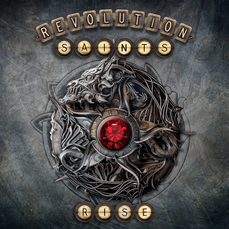 revolution saints 20 CD
